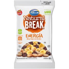 CAJA NATURAL BREAK ENERGIA 8u