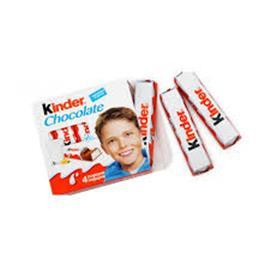 KINDER CHOCOLATE 4T