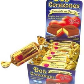 DOS CORAZONES 26G X 20U
