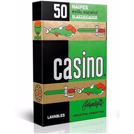 NAIPES CASINO BARAJA ESPAÑOLA 50 CARTAS X 1U