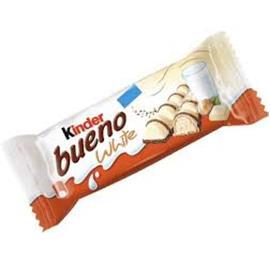 CHOCOLATE KINDER BUENO WHITE x12 unidades