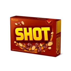 CHOCOLATE SHOT CON MANI 40G