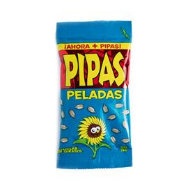 PIPAS SEMILLAS GIRASOL PELADAS 18G X 20U