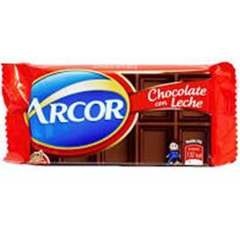 CHOCOLATE  ARCOR LECHE 25G X 30U