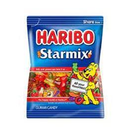 GOMITAS HARIBO STARMIX X80G