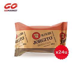 ALFAJOR JORGITO CHOCOLATE X 24U