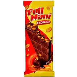 CHOCOLATE GEORGALOS FULL MANI 160G x 1U