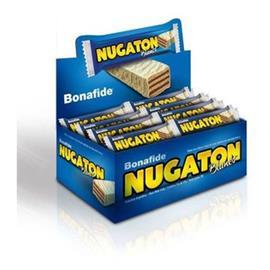 NUGATON BONAFIDE BLANCO 27g x 24u