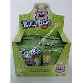 BULL DOG MANZANA X 12 UNIDADES