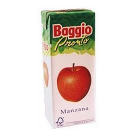 JUGO BAGGIO MANZANA 200CC X 18U