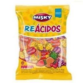 CARAMELOS MISKY REACIDOS 826G X 1U