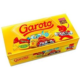 GAROTO NESTLE BOMBONES SURTIDOS 300G
