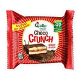 CHOCO CRUNCH GALLO  20G X 24U