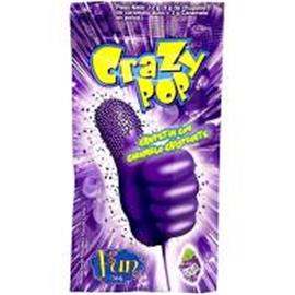 CHUPETIN CRAZY POP UVA