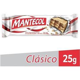 MANTECOL BARRA 25g x 16u