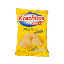 KRACHITOS PAPAS FRITAS 60G