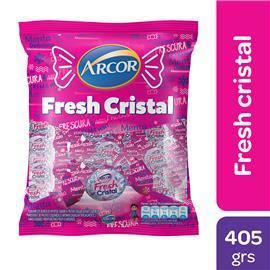 CARAMELOS FRESH CRISTAL ARCOR 405G