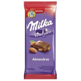 MILKA ALMENDRAS 155g
