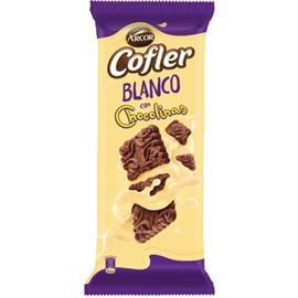 CHOCOLATE COFLER CHOCOLINAS 55g