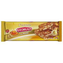 TURRON CROCANTE GEORGALOS 80g