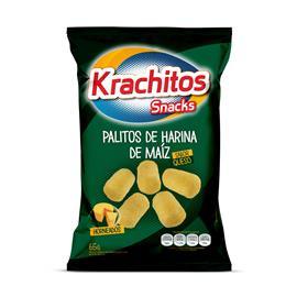 KRACHITOS CHIZITOS DE QUESO 65G