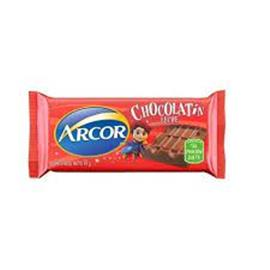 CHOCOLATE  ARCOR LECHE 8 X 20U