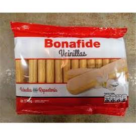 VAINILLAS  BONAFIDE X170G