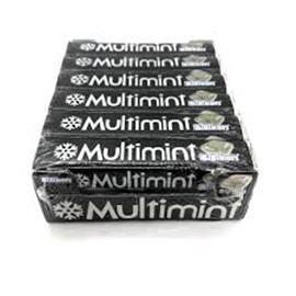 PASTILLAS MULTIMINT STRONGX 12 U