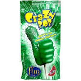 CHUPETIN CRAZY POP SANDIA