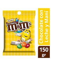 CONFITES M&M AMARILLO 150,3 G